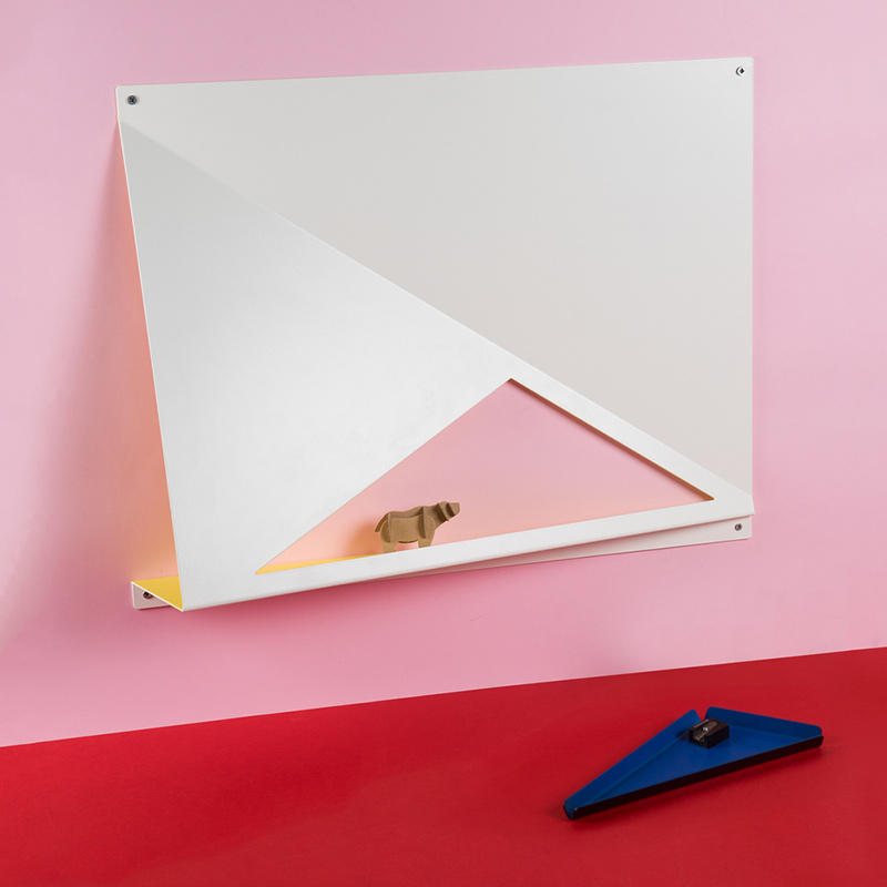 3 piese de mobilier inedite pentru iubitorii de design geometric